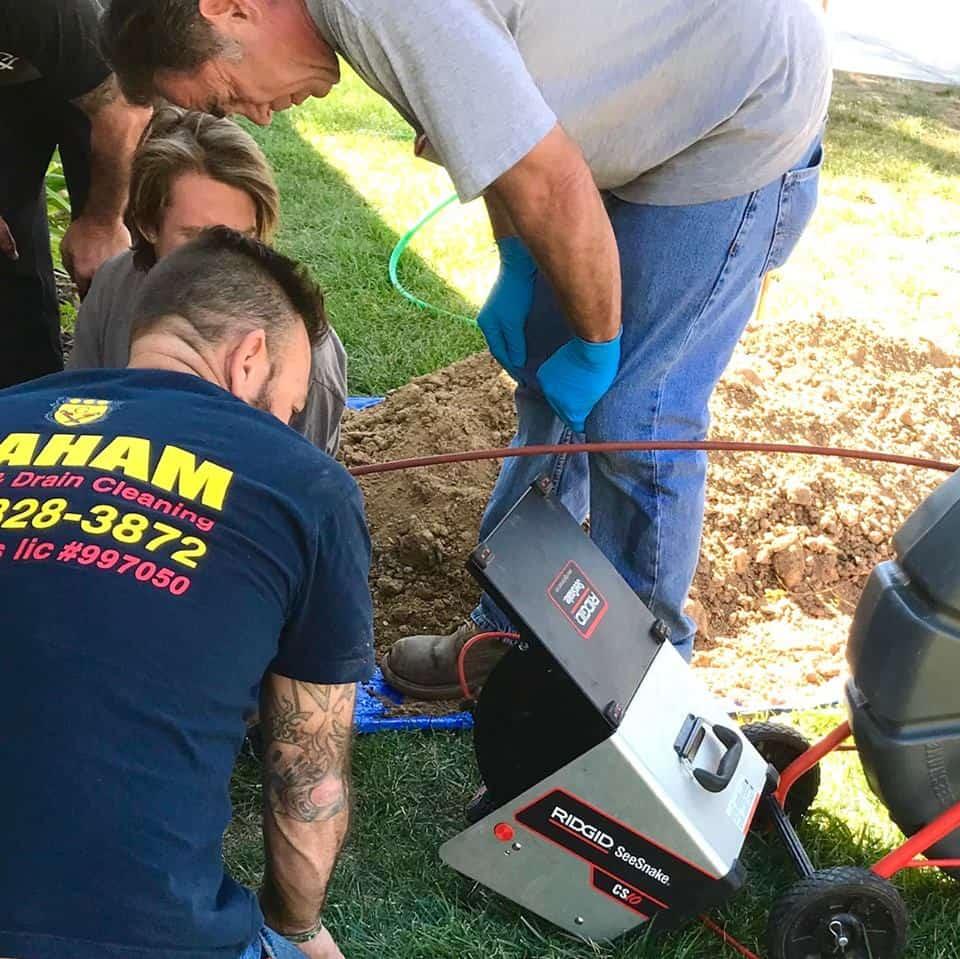 trenchless pipe repair in Brea, CA